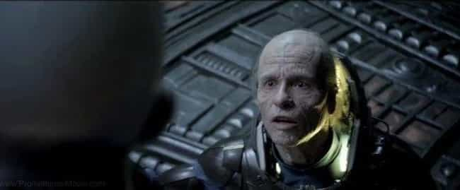 The Engineer In 'Prometheus' K... is listed (or ranked) 2 on the list 15 Fan Theories About The 'Alien' Franchise