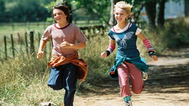 David Found A Best Frien... is listed (or ranked) 2 on the list 'Bridge To Terabithia' Is Based On A True Story, And It's Even Sadder Than The Book