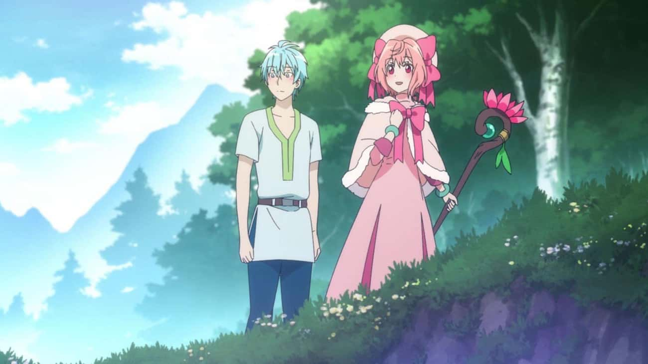 Recovery of an MMO Junkie is listed (or ranked) 4 on the list The 15 Best Slice of Life Anime on Crunchyroll