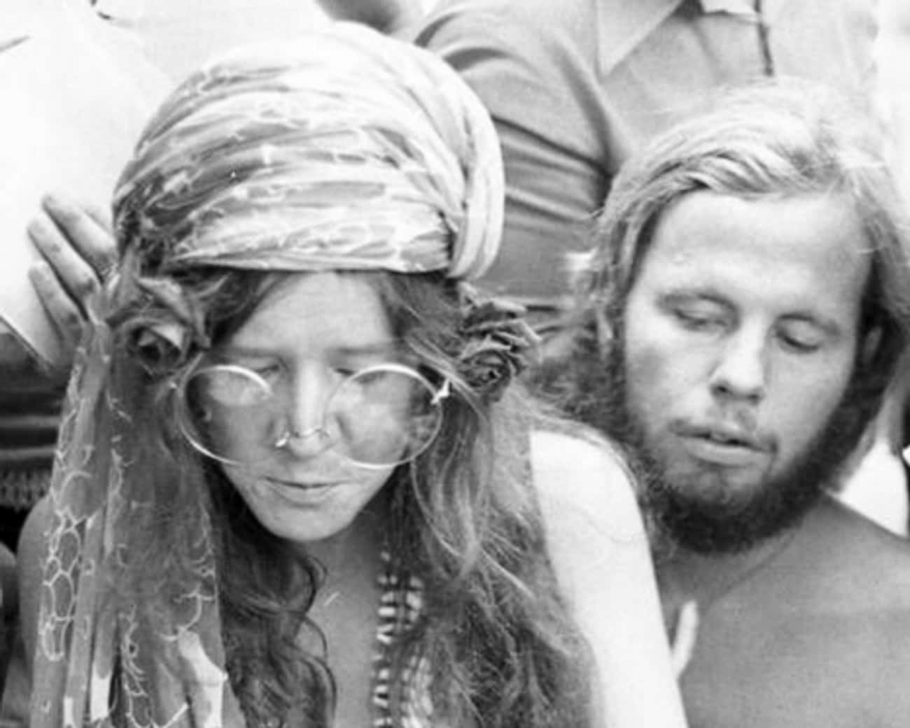Joplin Almost Married A Guy Wh is listed (or ranked) 3 on the list Fascinating Stories From Janis Joplin's Personal Life