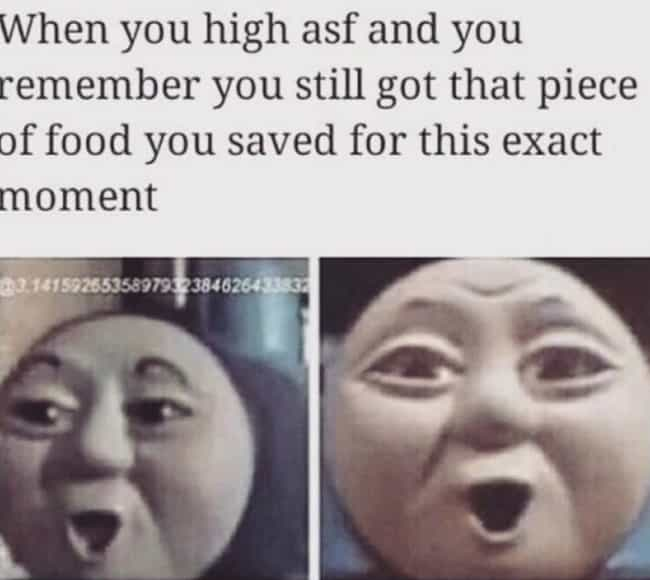 Be Your Own Hero is listed (or ranked) 3 on the list 22 Memes About The Munchies To Satisfy Any Craving