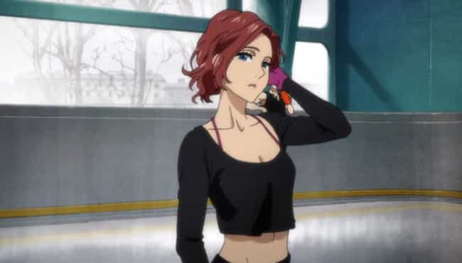 Mila Babicheva - Yuri!!! on IC... is listed (or ranked) 4 on the list The 20 Best Female Characters From Sports Anime