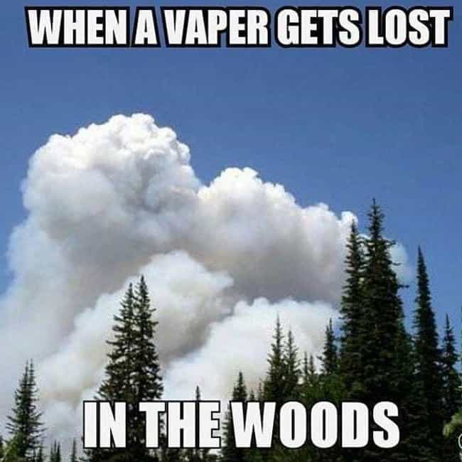 The Modern Smoke Signal ... is listed (or ranked) 3 on the list 20 Memes About Vaping That Will Crack You Up
