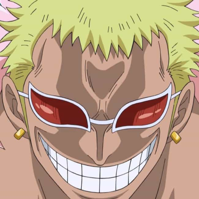 Destroy Anyone is listed (or ranked) 4 on the list The Best Donquixote Doflamingo Quotes
