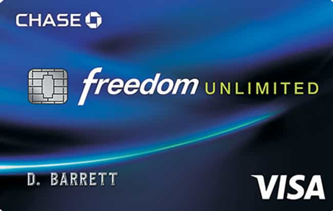 Chase Freedom® and Chase Freed... is listed (or ranked) 2 on the list The Best Credit Card Sign Up Bonuses