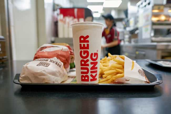 If You Want Speed: Burger King is listed (or ranked) 1 on the list Here Are The Best Fast-Food Drive-Thrus In The US According To Statistics