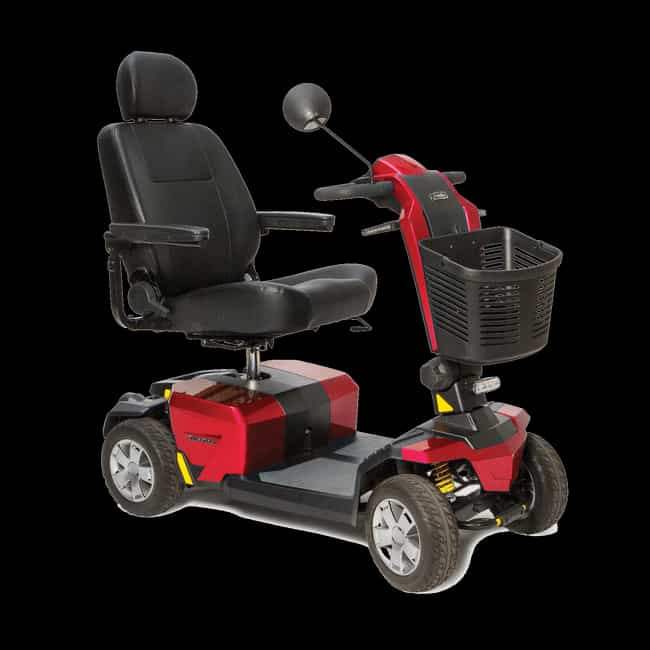 Victory 10 LX 4-Wheel Scooter is listed (or ranked) 4 on the list The Best Power Scooters