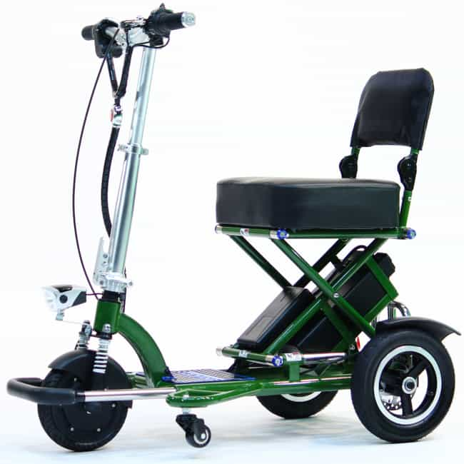Triaxe Sport is listed (or ranked) 2 on the list The Best Power Scooters