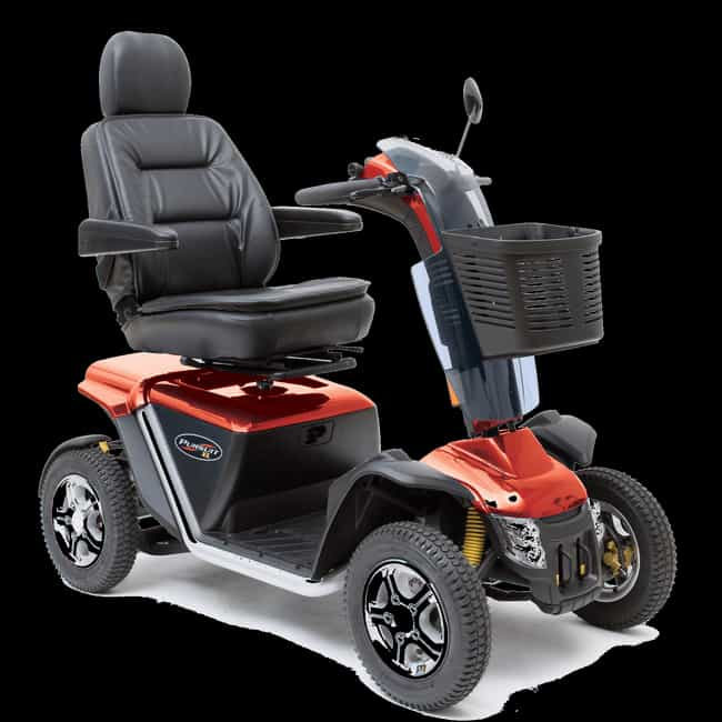 Pursuit XL All-Terrain Scooter is listed (or ranked) 1 on the list The Best Power Scooters