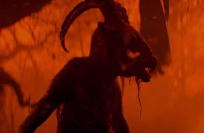 Baphomet is listed (or ranked) 1 on the list All The Satanic Cult Symbols In 'Chilling Adventures Of Sabrina'