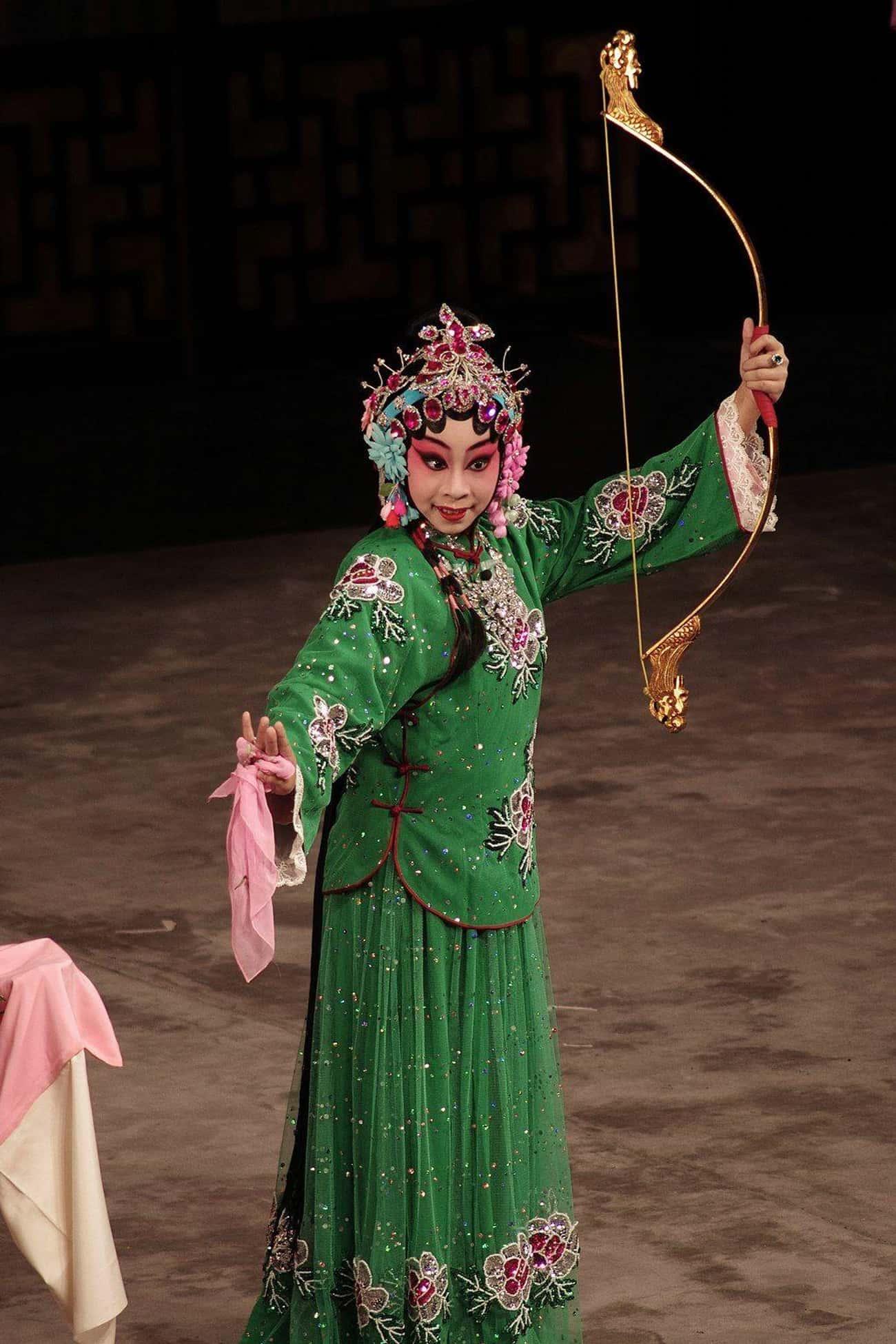 Xun Guan Led A Military Force  is listed (or ranked) 2 on the list Female Military Leaders Of The Ancient World