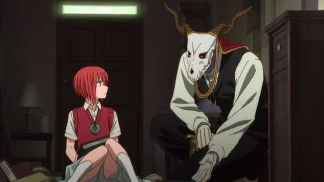 The Ancient Magus' Bride... is listed (or ranked) 4 on the list The 15 Best Romance Anime on Crunchyroll