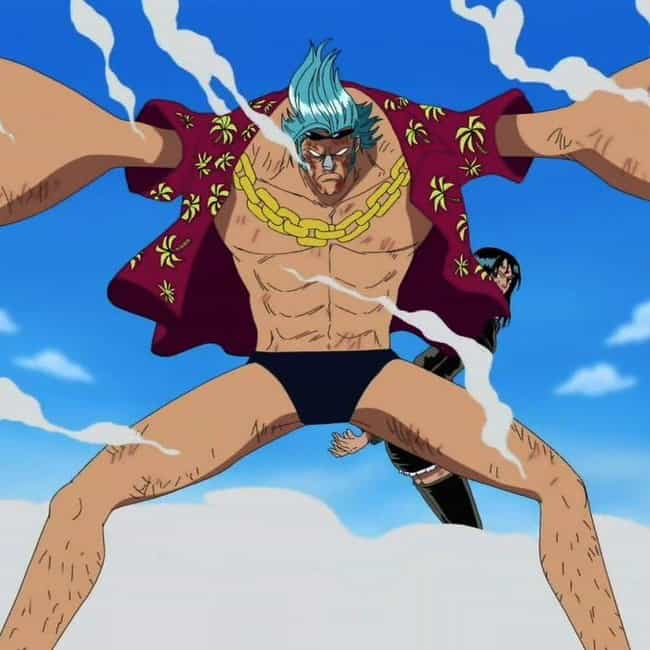 Have Some Fun is listed (or ranked) 2 on the list The Best Franky Quotes from One Piece
