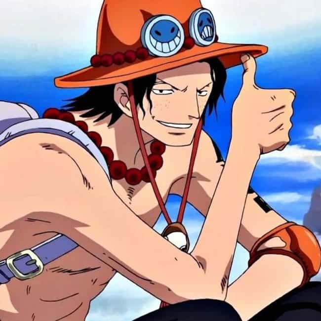 The Mark is listed (or ranked) 4 on the list The Best Portgas D. Ace Quotes