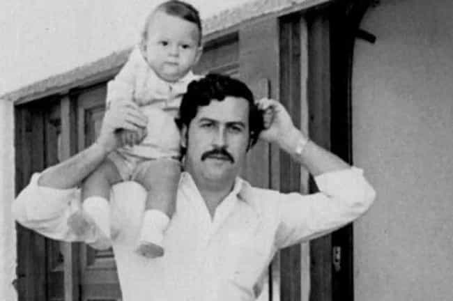 Pablo Escobar's Son Wants Peop... is listed (or ranked) 2 on the list Relatives Of Cartel Members Share Their Stories