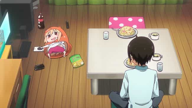 Himouto! Umaru-chan is listed (or ranked) 2 on the list The 15 Best Comedy Anime on Crunchyroll