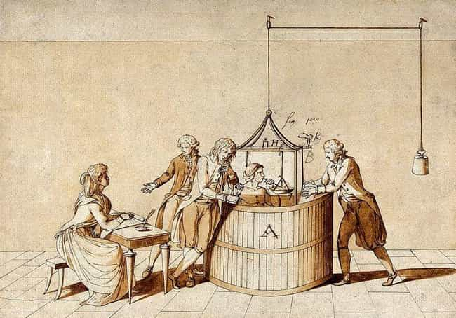 The Pair Proved Combusti... is listed (or ranked) 4 on the list How The 'Father And Mother' Of Modern Chemistry Were Utterly Destroyed By The French Revolution
