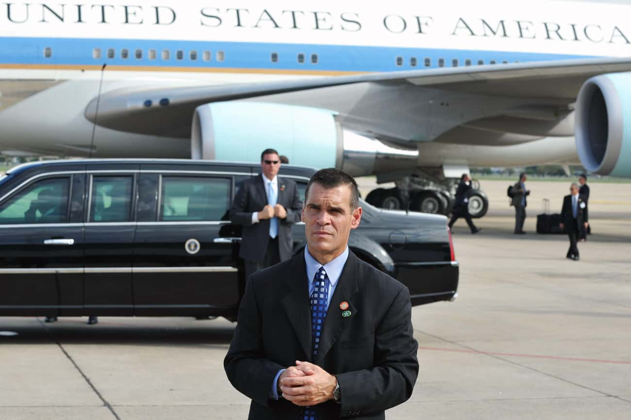 The Secret Service Never Goes  is listed (or ranked) 2 on the list What Life Is Really Like For An Ex-President