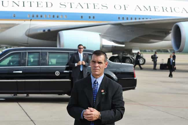 The Secret Service Never... is listed (or ranked) 2 on the list What Life Is Really Like For An Ex-President