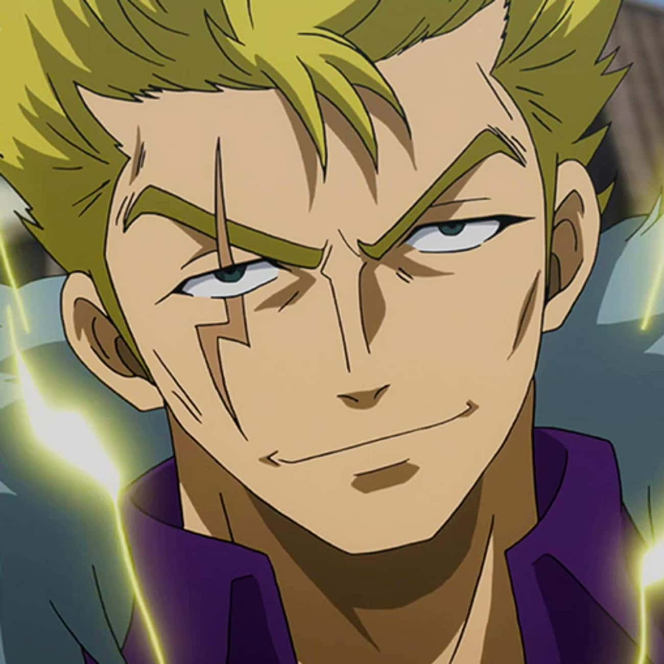 We're Just Two Men is listed (or ranked) 2 on the list The Best Laxus Dreyar Quotes