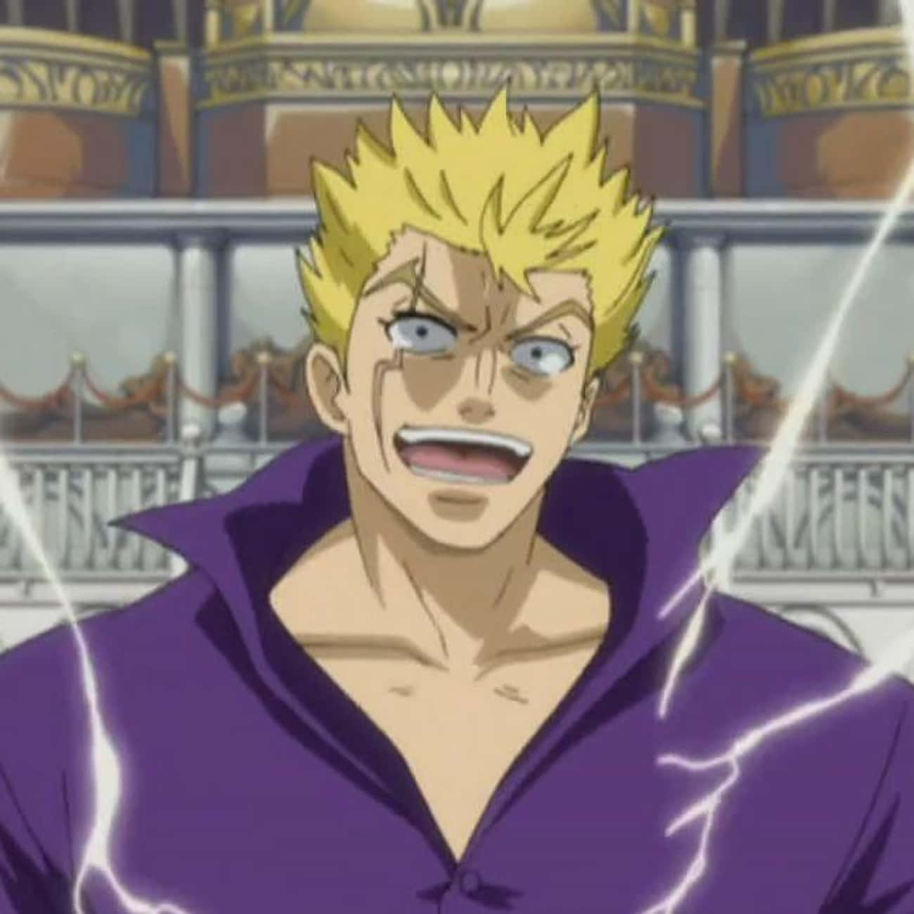 Move Forward is listed (or ranked) 4 on the list The Best Laxus Dreyar Quotes