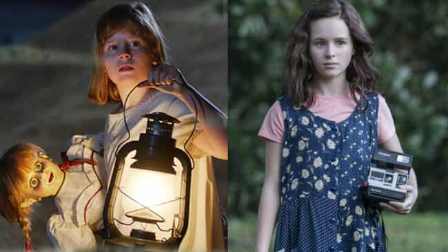 Lulu Wilson is listed (or ranked) 5 on the list Here's Where You've Seen Everyone In 'The Haunting Of Hill House' Before