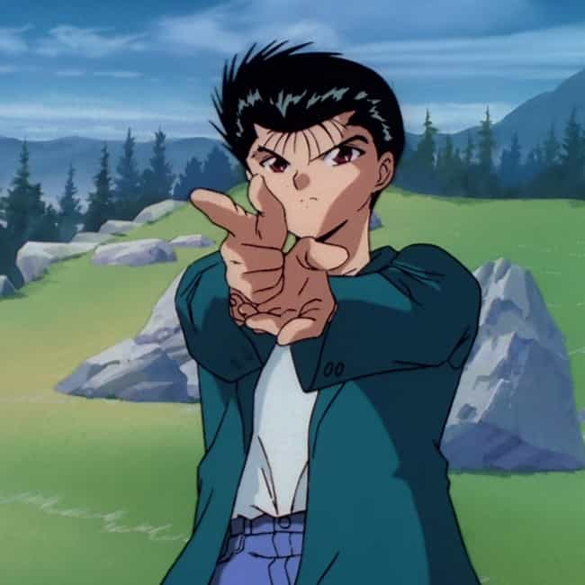 You Shouldn't Talk is listed (or ranked) 1 on the list The Best Yusuke Urameshi Quotes