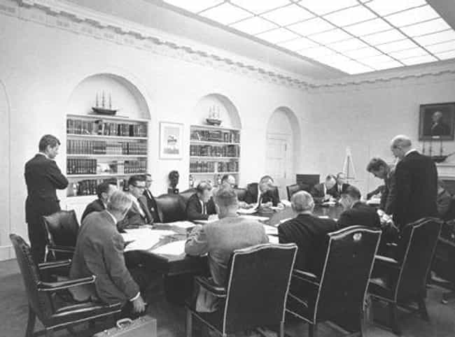 1962 Was A Critical Year In Jo... is listed (or ranked) 1 on the list At The Height Of The Cuban Missile Crisis, JFK Stopped DOD-Planned False Flag Attacks