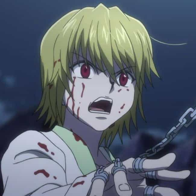 They Make Me Sick is listed (or ranked) 3 on the list The Best Kurapika Quotes from Hunter x Hunter
