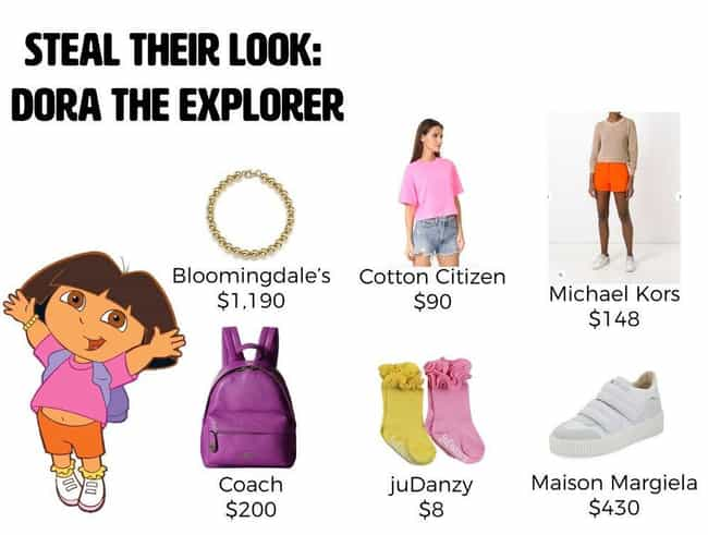 Dora The Extra is listed (or ranked) 3 on the list The 22 Best Memes About Hypebeasts