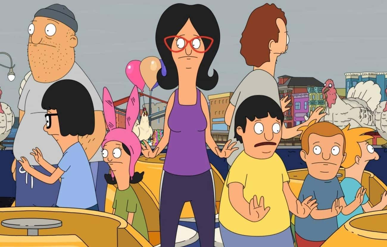 Dawn of the Peck is listed (or ranked) 2 on the list The Best Thanksgiving Episodes On 'Bob's Burgers'