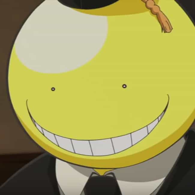 Take Advantage is listed (or ranked) 2 on the list The Best Korosensei Quotes