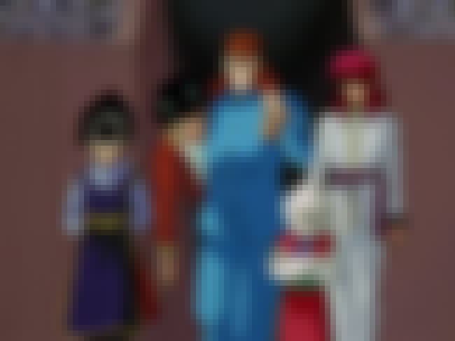 Team Urameshi - 'Yu Yu Hakusho... is listed (or ranked) 4 on the list The 13 Most Powerful Anime Teams Of All Time