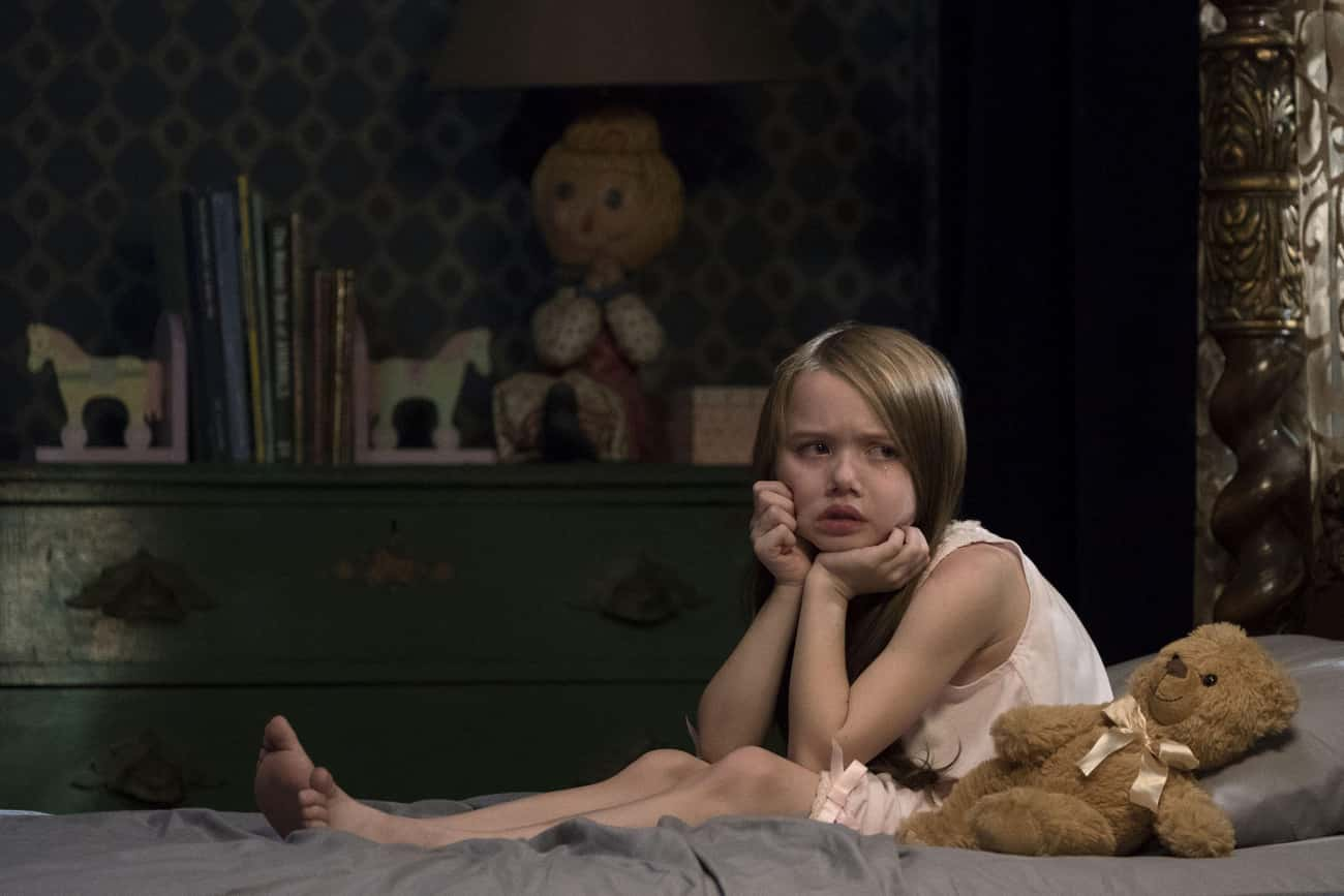 A Time Loop Caused Nell To Disappear In The Past During Episode Six