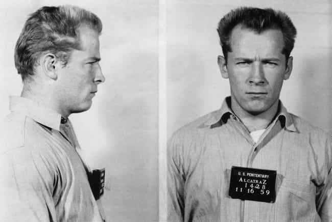 He Started Robbing Banks... is listed (or ranked) 4 on the list Facts About Whitey Bulger, The Mobster Who Eluded The FBI For 16 Years