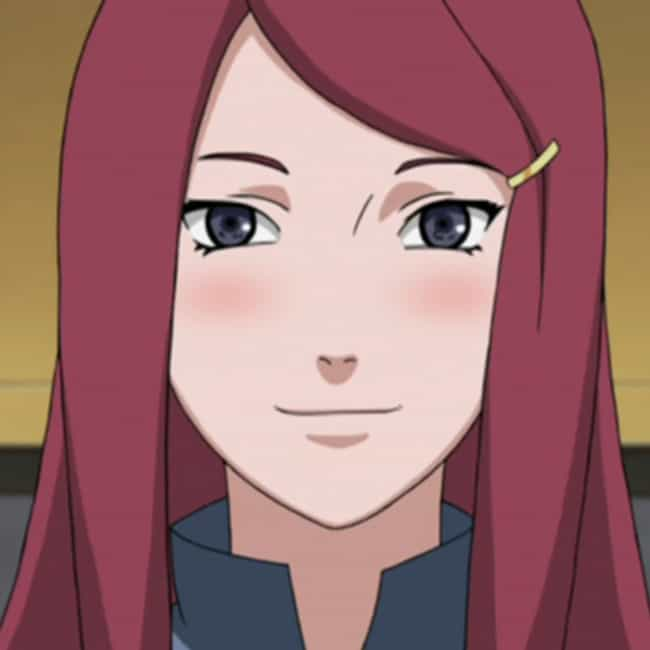 Born Impatient is listed (or ranked) 2 on the list The Best Kushina Uzumaki Quotes