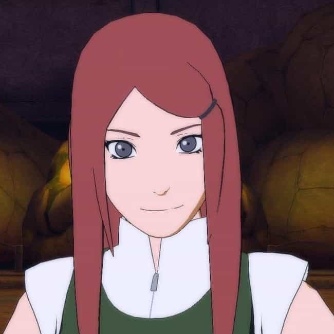 I'm Sorry is listed (or ranked) 4 on the list The Best Kushina Uzumaki Quotes