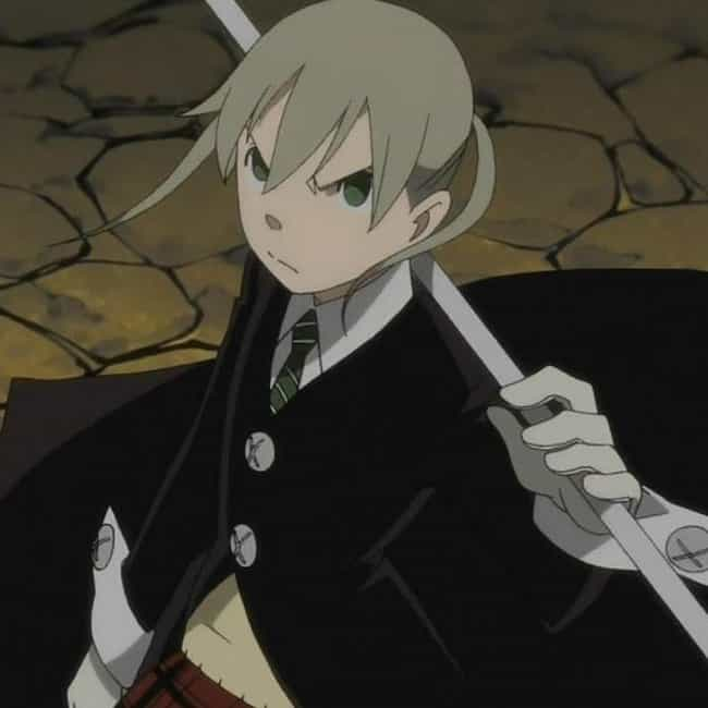 What Makes Us Stronger is listed (or ranked) 1 on the list The Best Maka Albarn Quotes