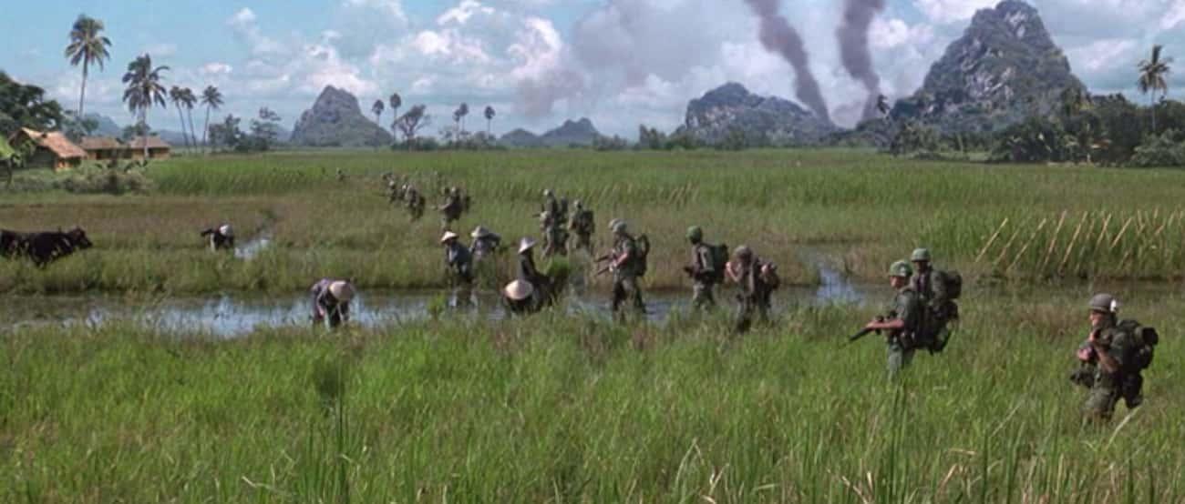 No 'Forrest Gump' Scenes Were Shot In Vietnam