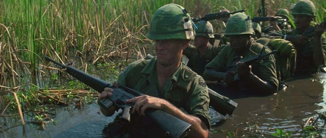 Gump's Division Was Really Deployed To Vietnam For Five Years
