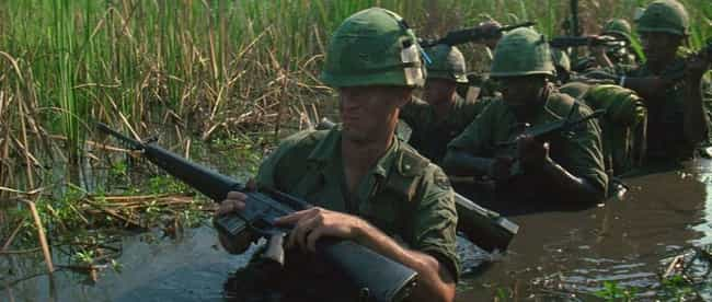 Gump's Division Was Really Dep... is listed (or ranked) 2 on the list How Accurate Was The Depiction Of The Vietnam War In 'Forrest Gump'?
