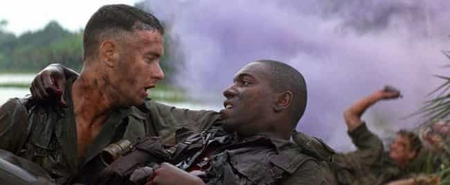 Many Believe The Ambush Scene ... is listed (or ranked) 3 on the list How Accurate Was The Depiction Of The Vietnam War In 'Forrest Gump'?