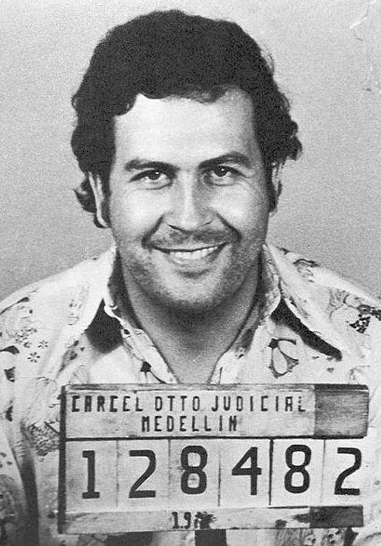 He Gave His Hit Men Bonuses Fo is listed (or ranked) 1 on the list The Worst Things Pablo Escobar Ever Did And How They Impacted His Legacy