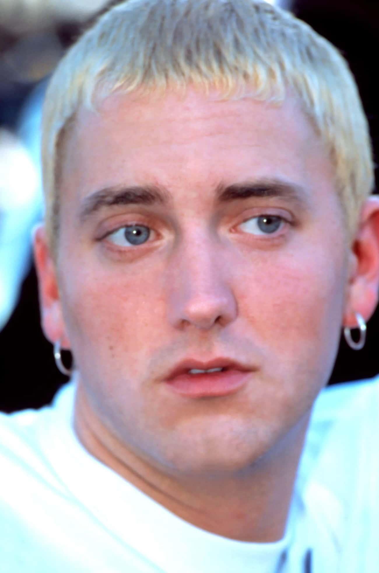 1988: Eminem And Kim Meet