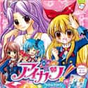 Aikatsu! is listed (or ranked) 9 on the list The Best Card Game Manga
