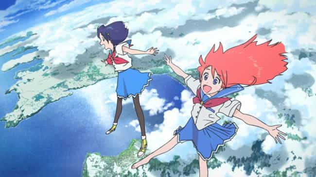 Flip Flappers is listed (or ranked) 4 on the list The 13 Best Anime Like Little Witch Academia