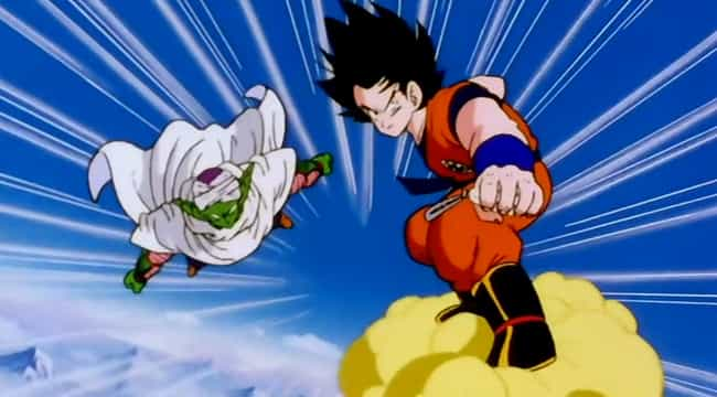 Piccolo & Goku Fight Raditz In... is listed (or ranked) 4 on the list 13 Times Anime Heroes Teamed Up With Villains