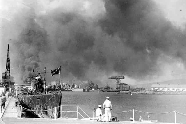 Ruth Erickson Saw The Damage U... is listed (or ranked) 2 on the list What It Was Like To Experience The Attack On Pearl Harbor Firsthand