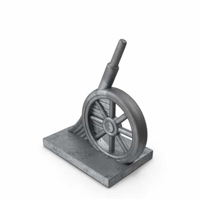 Cannon is listed (or ranked) 4 on the list What Your Favorite Monopoly Piece Says About You