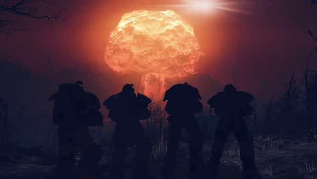 Players Can Launch Nukes... is listed (or ranked) 2 on the list Ways 'Fallout 76' Is Different From 'Fallout 4'